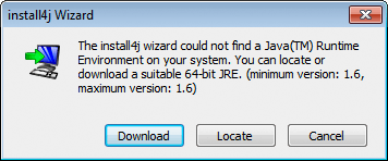 ej-technologies blog My first try with install4j